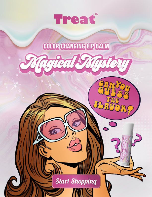 Magical Mystery Flavor Lip Balm