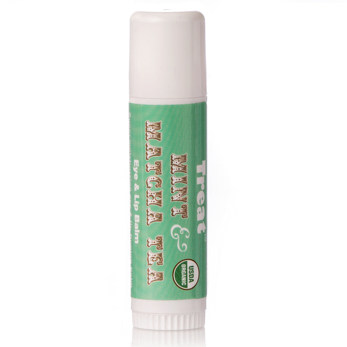 Treat Mint & Matcha Tea Eye & Lip Balm