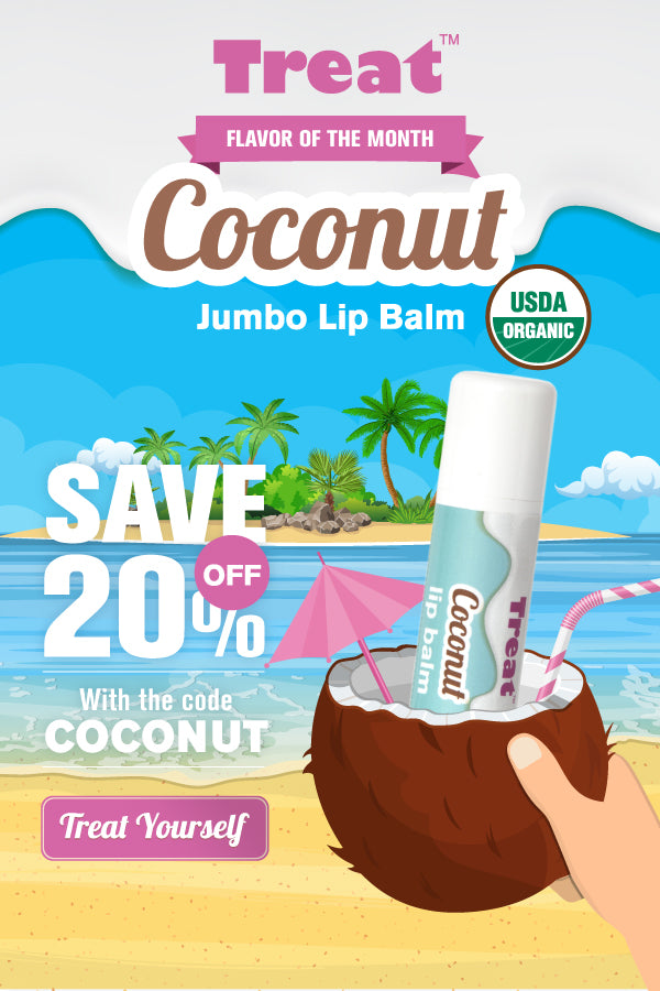 Coconut Flavor of the Month