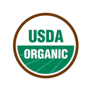 USDA certified organic seal
