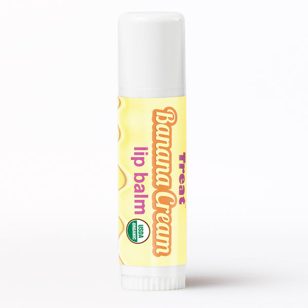 Banana Cream Jumbo Lip Balm
