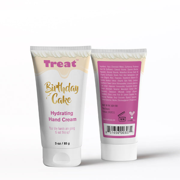 Birthday Cake Hand Cream