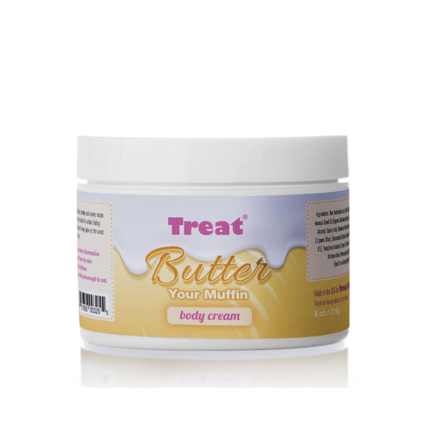 Butter Your Muffin Body Cream
