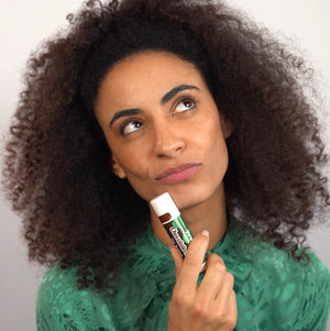 Chocolate Mint Jumbo Organic Lip Balm