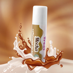 Treat Mocha Jumbo Lip Balm