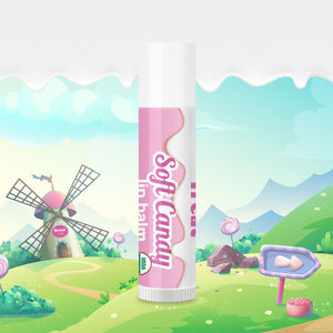 Soft Candy Vanilla Buttercream Jumbo Lip Balm
