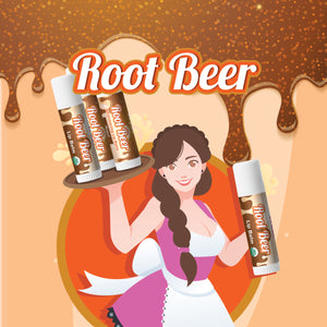 Root Beer Jumbo Lip Balm Duo