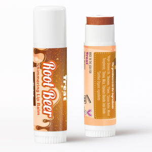 Root Beer Shimmering Tinted Lip Balm