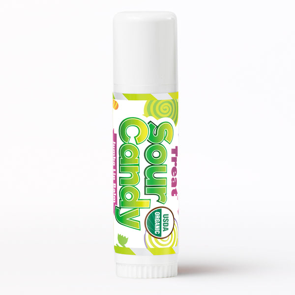 Sour Candy Jumbo Lip Balm