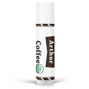 Men's Coffee Caffeinated Jumbo Lip Balm