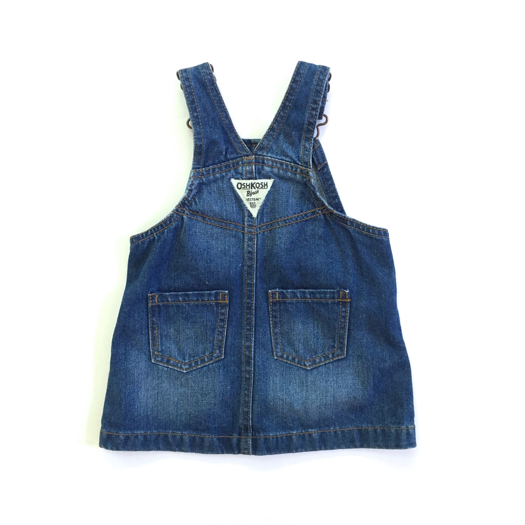 Rock N Roll Overall Dress