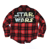Star Wars Flannel