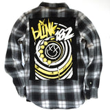 Blink 182 Flannel