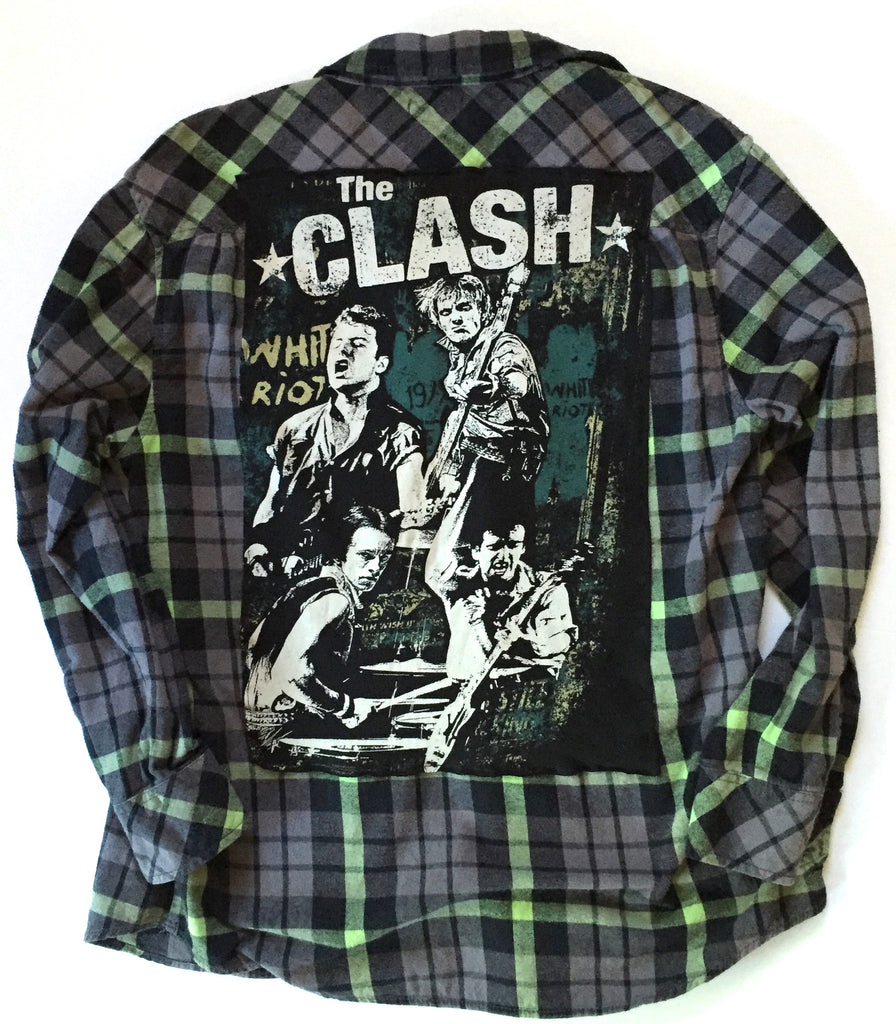 The Clash Flannel