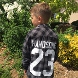 Boys Handsome Flannels - Small