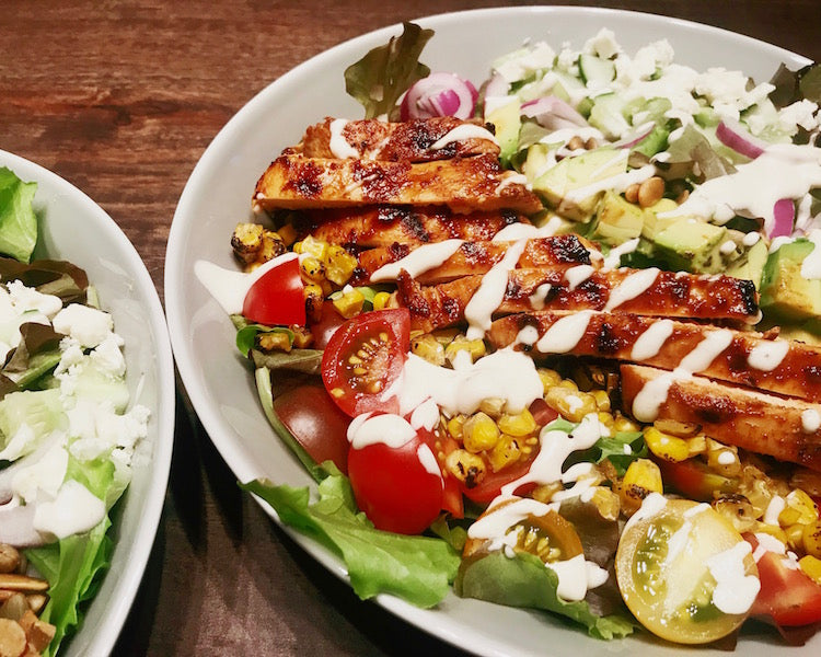 Kansas City Barbecue Summer Salad