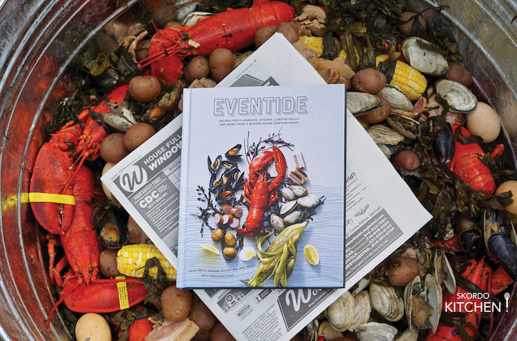 Cookbook Review: Eventide