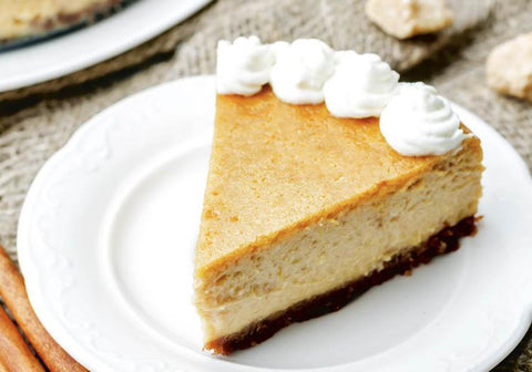 pumpkin spiced cheese cake