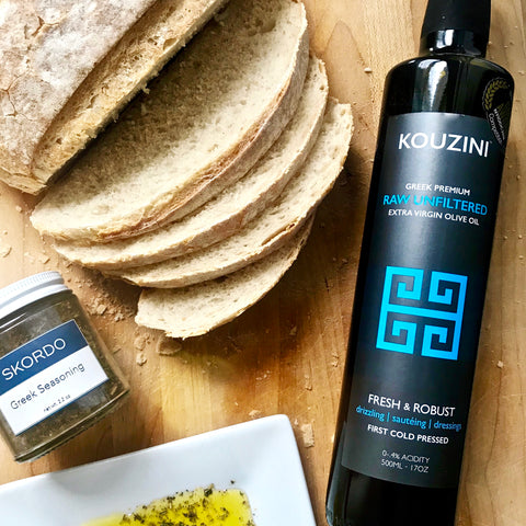 Extra Virgin Olive Oil - Kouzini