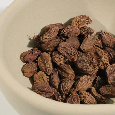 Cardamom Pods - Black - Whole