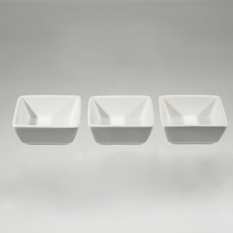 Ceramic Condiment Bowls | Set of 3-Accessories-SKORDO