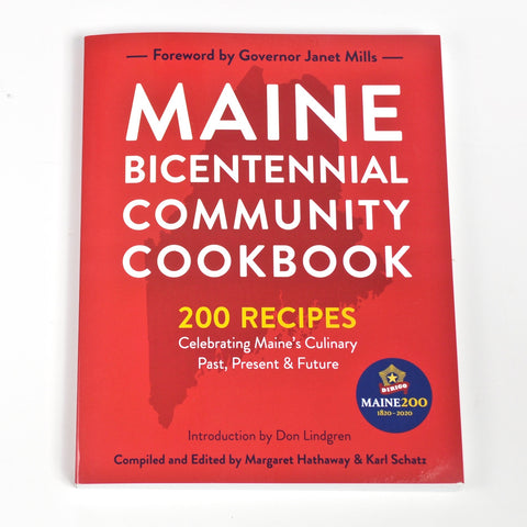Maine Bicentennial Community Cookbook