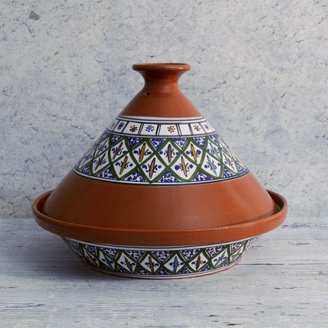 Tunisian Tagine - Painted-Accessories-SKORDO