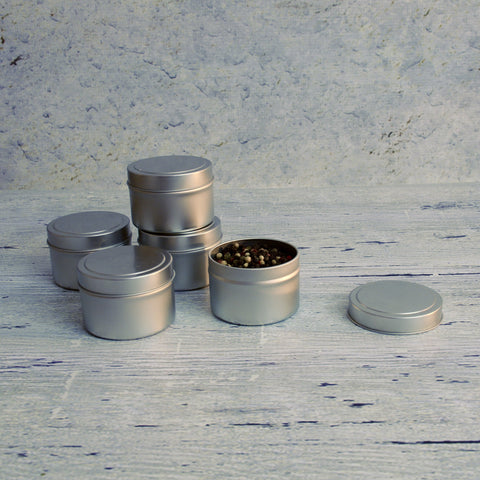 Tin Herb and Spice Containers-Accessories-SKORDO
