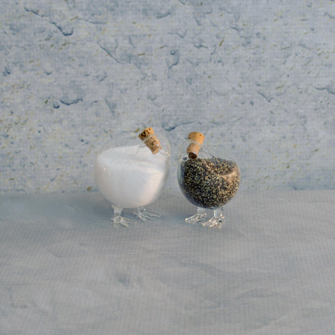 Salt and Pepper Shakers - Chicks-Accessories-SKORDO