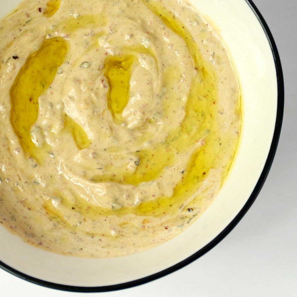 Harissa Dip Mix-Ingredients-SKORDO