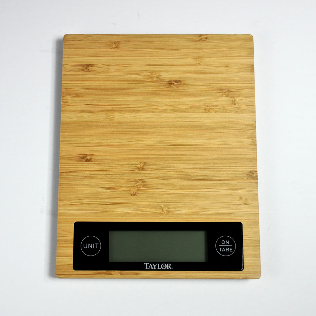 Bamboo Digital Kitchen Scale-Accessories-SKORDO