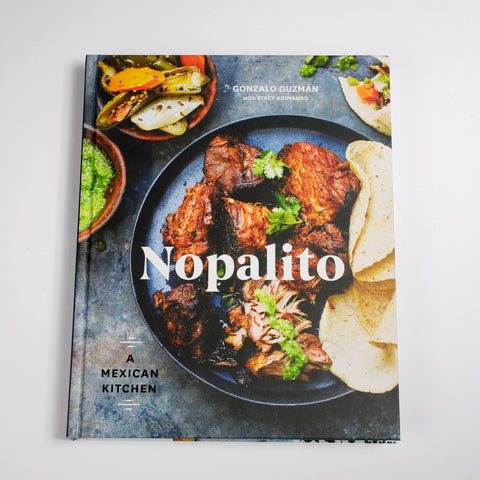 Nopalito: A Mexican Kitchen-Reading-SKORDO