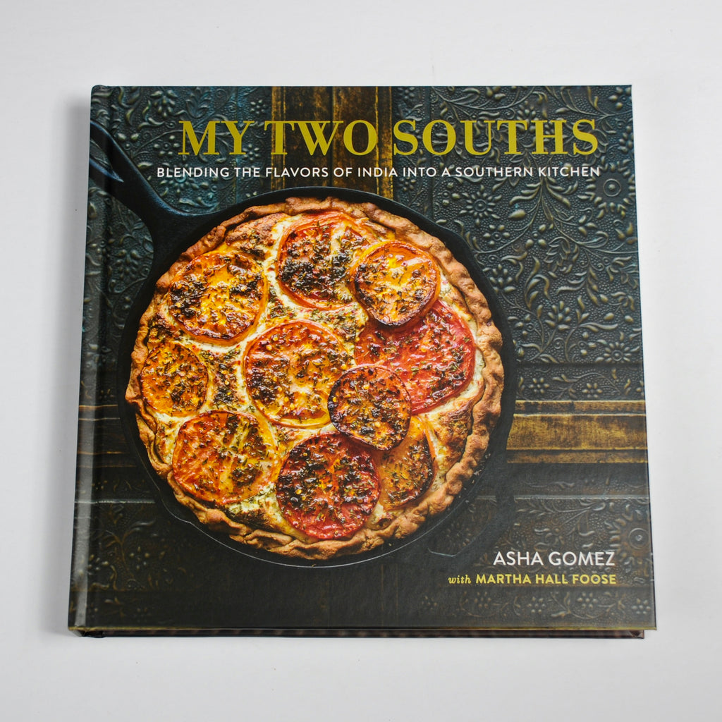 My Two Souths: Blending the Flavors of India into a Southern Kitchen-Reading-SKORDO