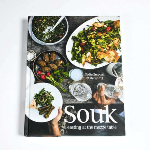 Souk: Feasting at the Mezze Table-Reading-SKORDO