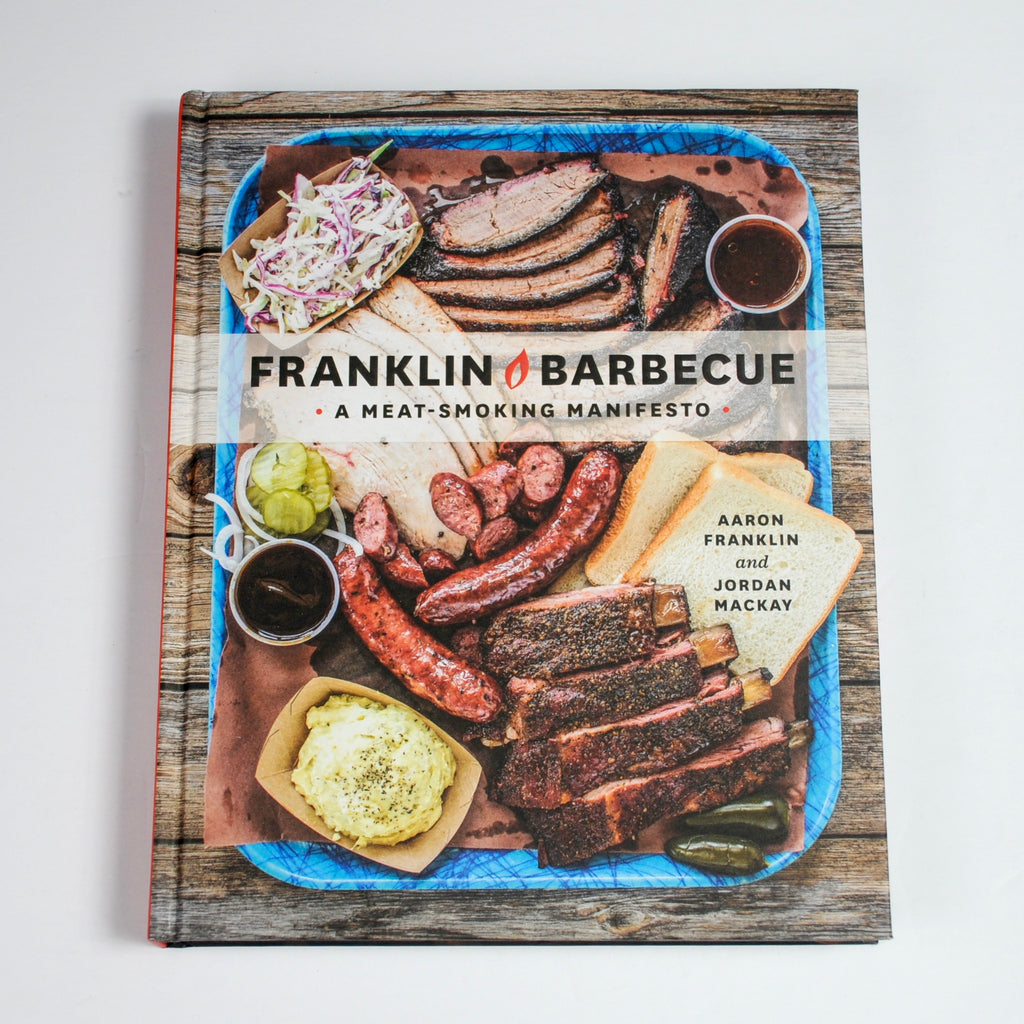 Franklin Barbecue: A Meat-Smoking Manifesto-Reading-SKORDO