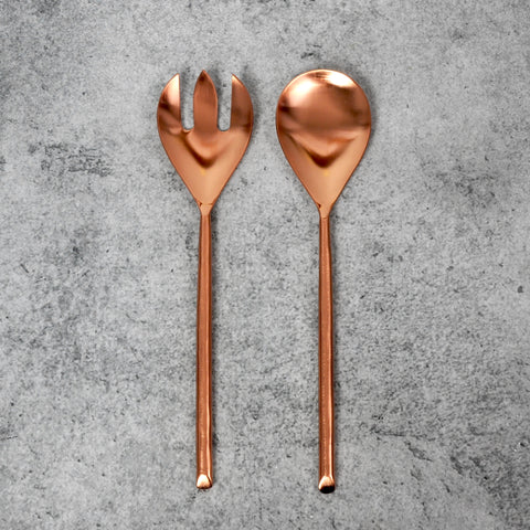 Copper Serving Set-Accessories-SKORDO