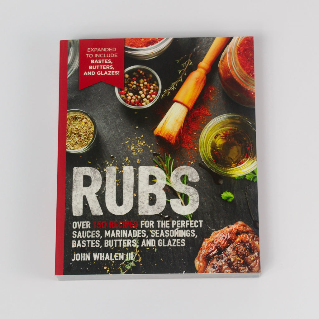 Rubs: Over 100 Recipes for the Perfect Sauces, Marinades and Seasonings-Reading-SKORDO