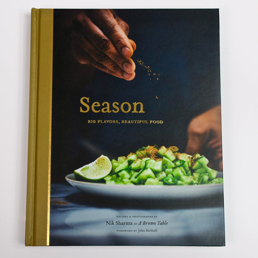Season: Big Flavors, Beautiful Food-Reading-SKORDO