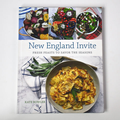 New England Invite: Fresh Feasts to Savor the Seasons