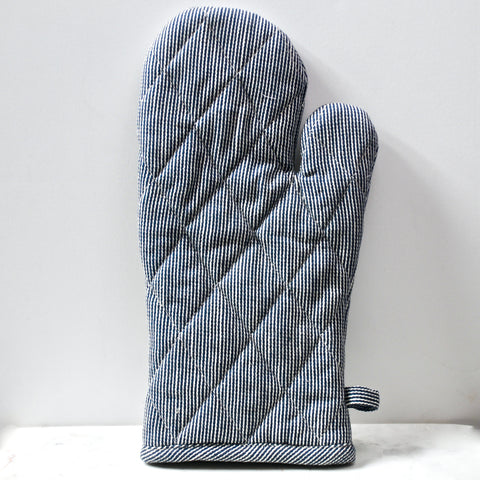 Chambray Hot Mitt