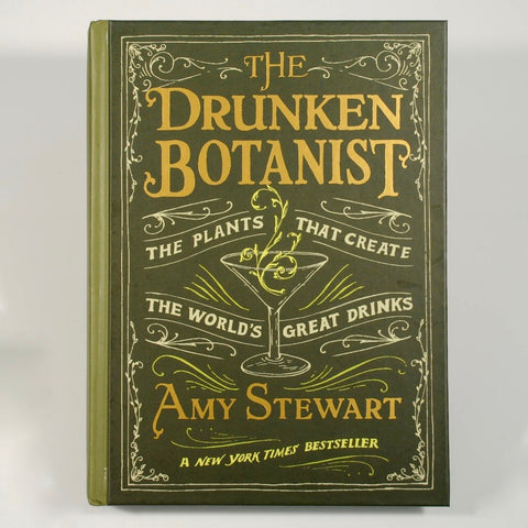 The Drunken Botanist-Reading-SKORDO