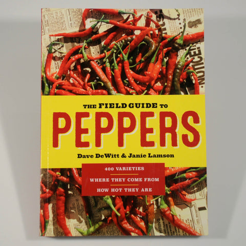 The Field Guide to Peppers-Reading-SKORDO