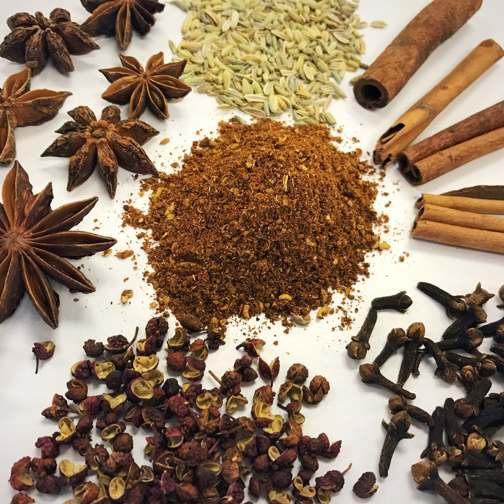 Chinese Five Spice-Ingredients-SKORDO
