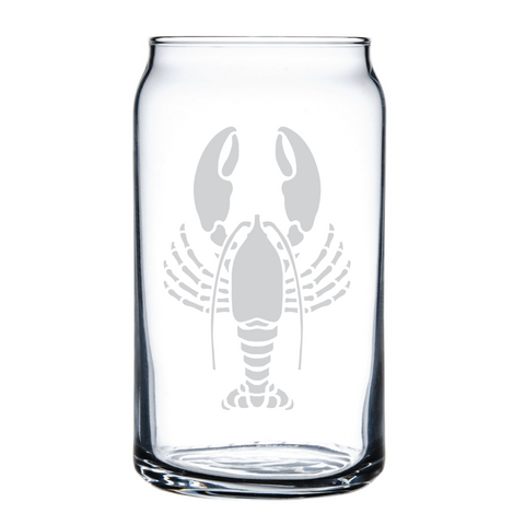 Can Glass - Lobster