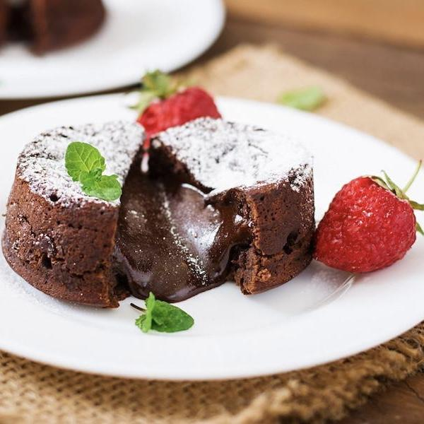 Spiced Molten Chocolate Cakes Kit-Collections-SKORDO