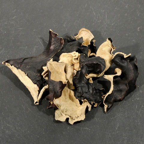 Wood Ear Mushrooms - Dried