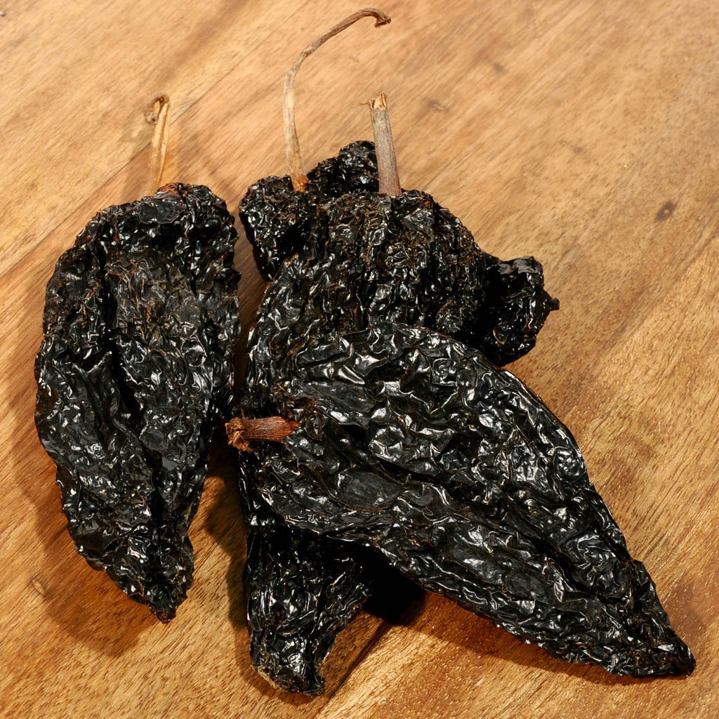 Ancho Chile Peppers - Dried-Ingredients-SKORDO