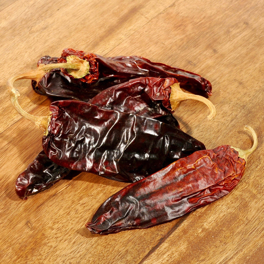 California Chile Peppers - Dried-Ingredients-SKORDO