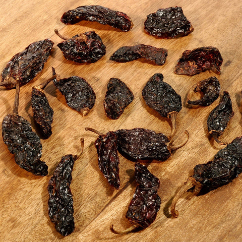 Chipotle Morita Chile Peppers - Dried-Ingredients-SKORDO
