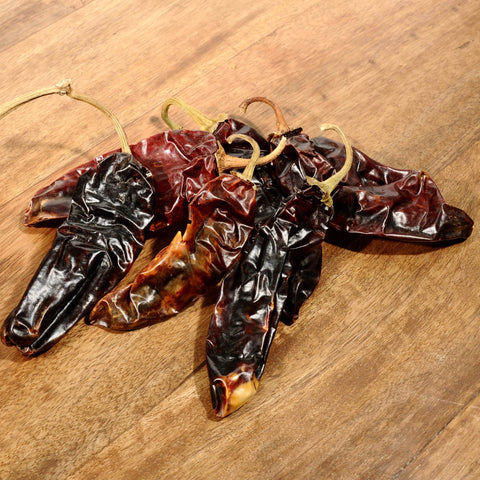 New Mexico Chile Peppers - Dried-Ingredients-SKORDO